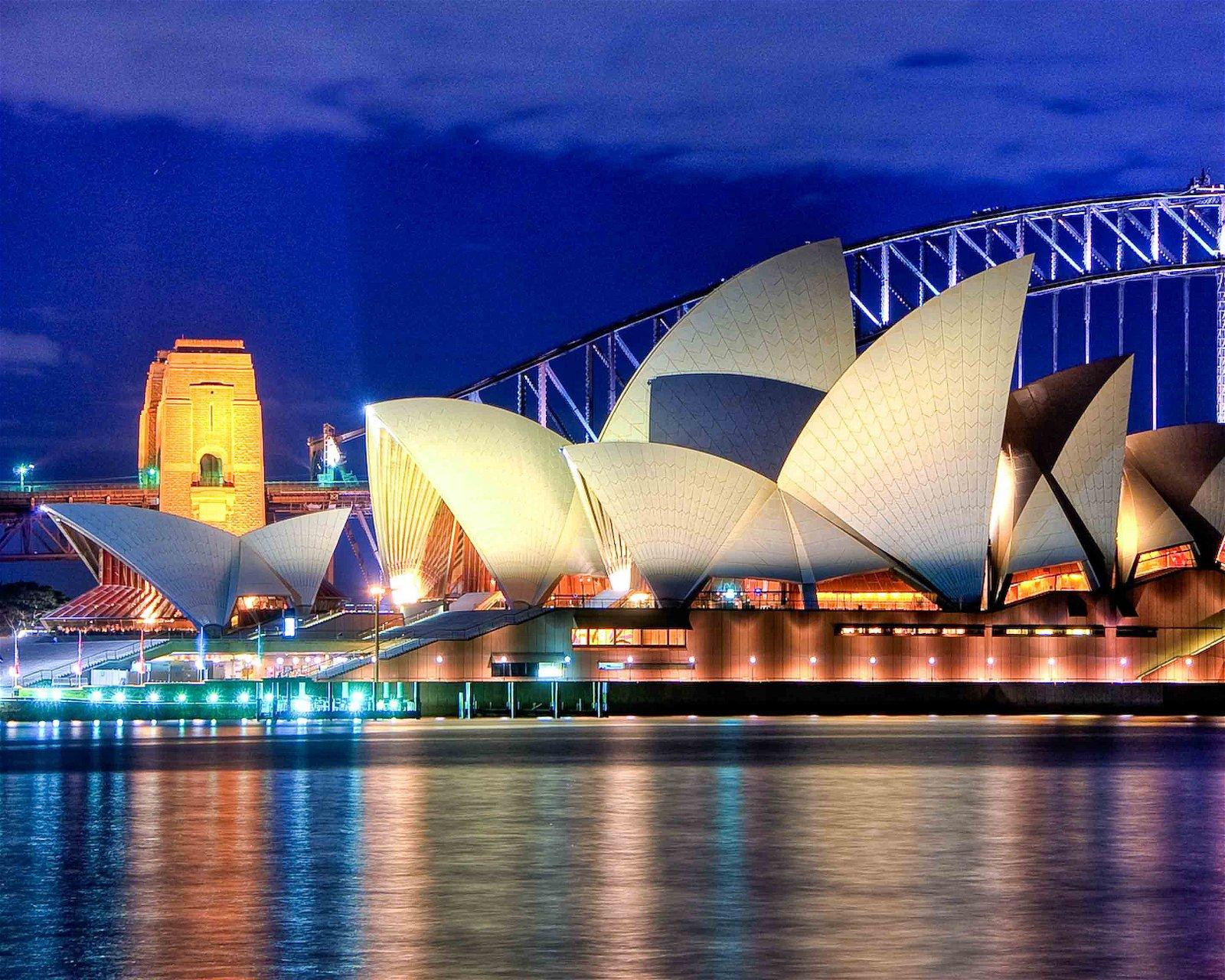 Sydney Opera House in Australia